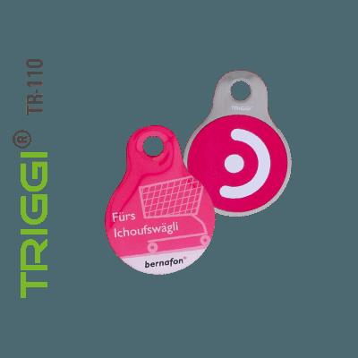 Einkaufswagenlöser-Modelle TRIGGI TR-110