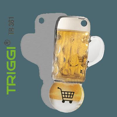 Einkaufswagenauslöser TRIGGI TR-361
