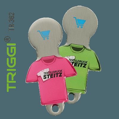 Einkaufswagenauslöser TRIGGI TR-362