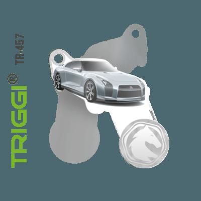 Einkaufswagenauslöser TRIGGI TR-457
