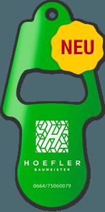 Einkaufswagenlöser - TRIGGI Original - Modell TRo-001 - mit innenliegendem Flaschenöffner