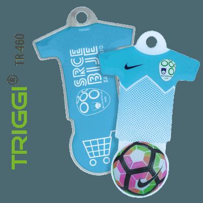 Einkaufswagenlöser - TRIGGI Original - Modell TR-460 - Fußball-Trikot